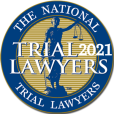 The Ticket Clinic is proudly listed on the top 100 national trial lawyers.