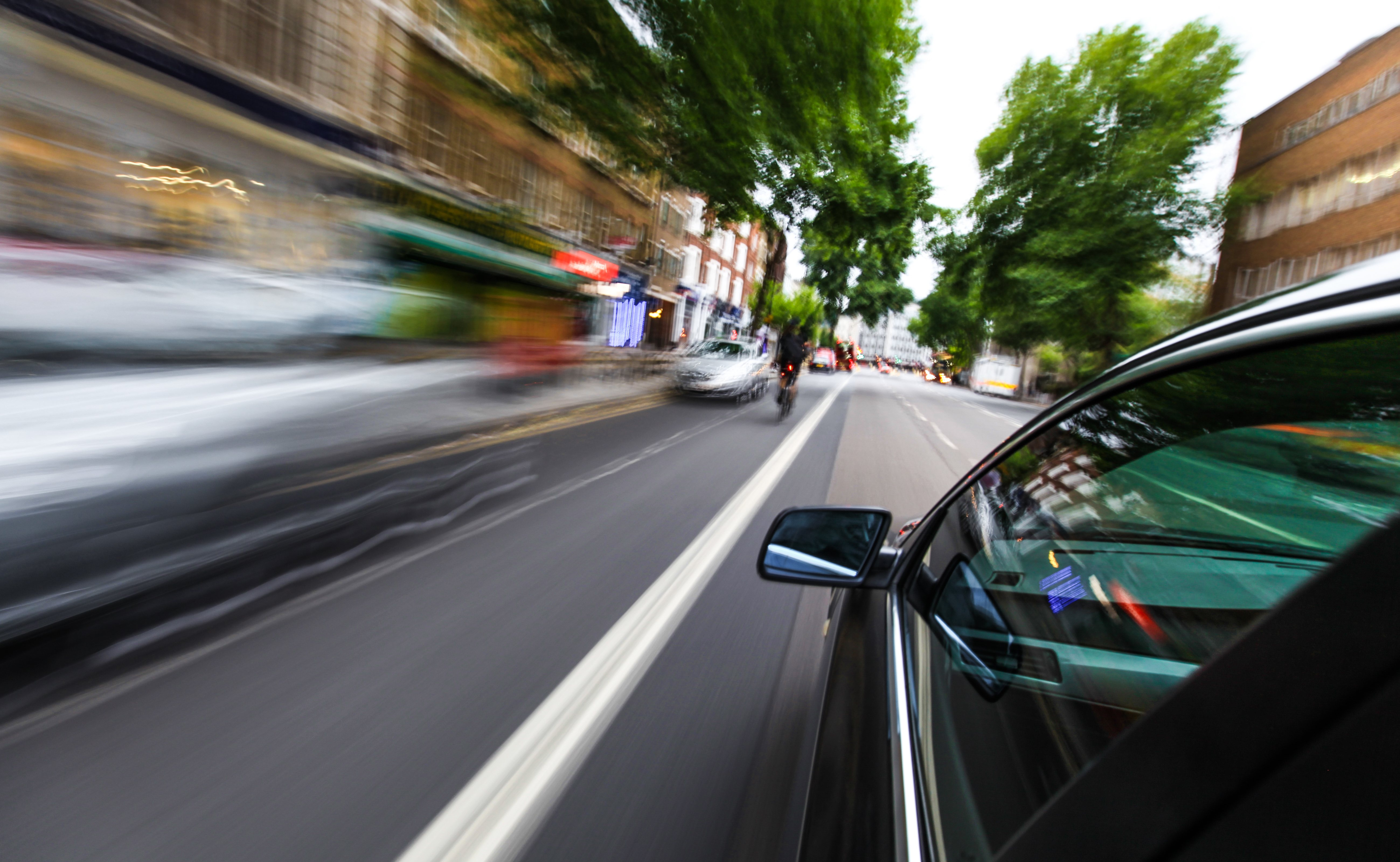 Are there Lawful Reasons for Speeding? | The Ticket Clinic