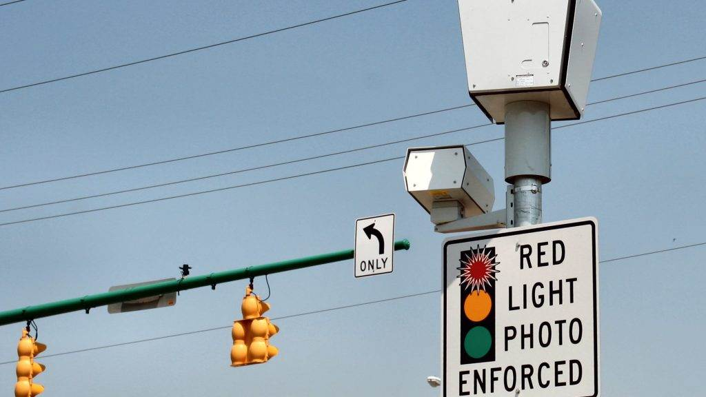 How To Beat A Picture Enforced Traffic Ticket You Got In The Mail Red Light Camera Speeding Tickets Traffic Camera