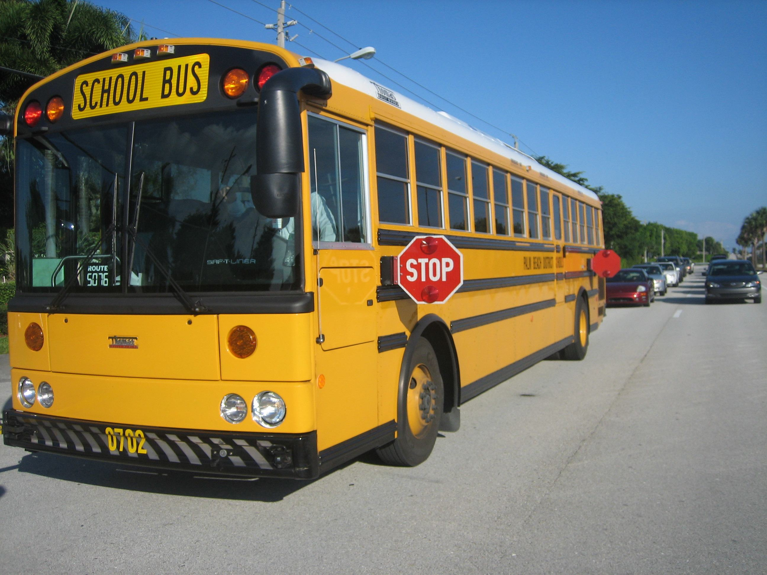 WHAT HAPPENS IF I ILLEGALLY PASS A SCHOOL BUS IN FLORIDA?